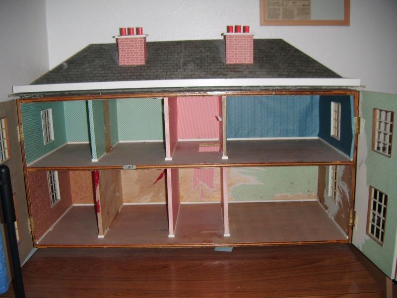 Free Dollhouse Blueprints Plans dollhouse materials